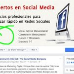 Facebook cambia (otra vez) la página de empresa