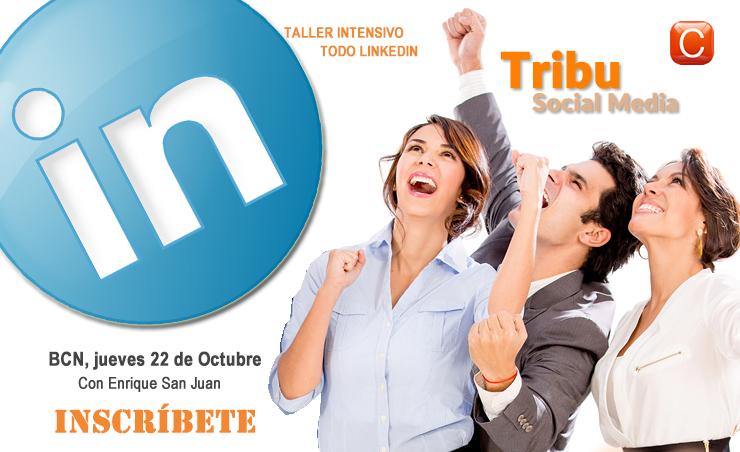 Tribu social media taller Linkedin