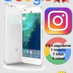 Google presenta a Pixel en Instagram Stories
