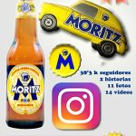 Moritz Barcelona celebra su 160 aniversario en Instagram Stories