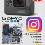GoPro presenta la nueva Hero 5 en Instagram Stories