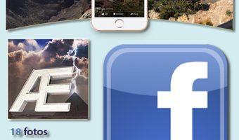 Ancient Enthusiast apuesta por el poder del paisaje con Facebook Photo 360º