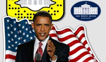 White House y su labor divulgativa en Snapchat