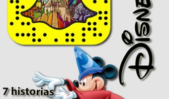La fantasía de Disney llega a Snapchat