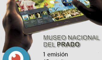 El Museo del Prado difunde cultura en Periscope