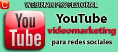 webinar profesional youtube y videomarketing community internet social media enrique san juan